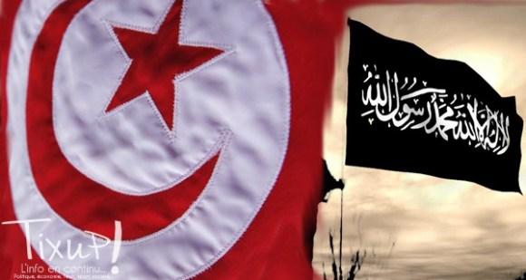 Drapeau Flag Tunisie