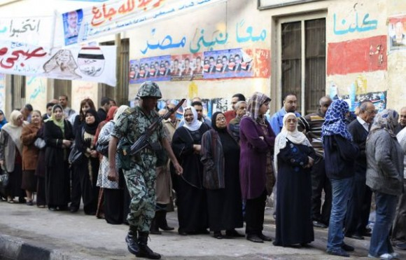 Elections Egypte