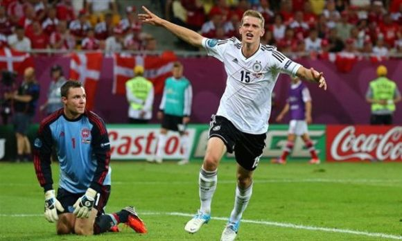 Euro 2012: Allemagne - Danemark