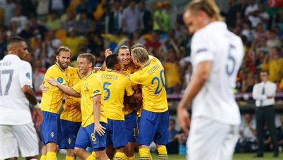 Euro 2012: France - Suède