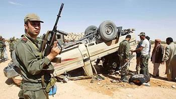Militaire - Sahara