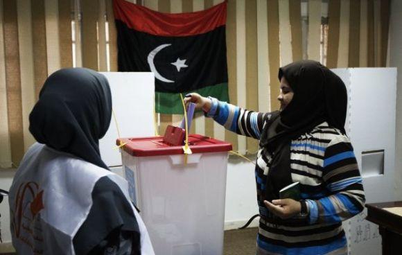 elections Libye