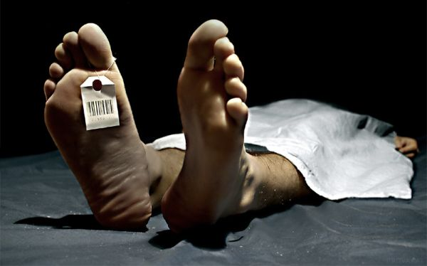 Mort cadavre