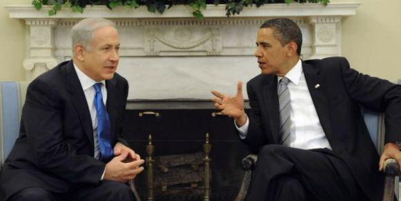 Benjamin Netanyahu - Barack Obama