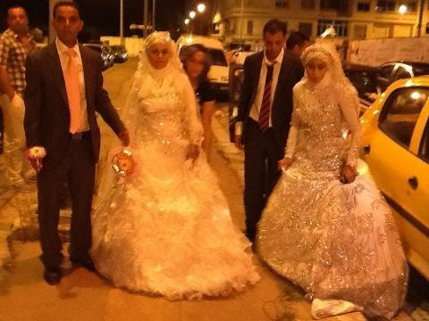Mariage collectif