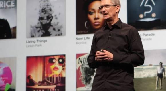 Tim Cook - Apple Map