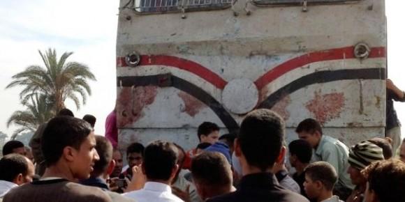 Accident Égypte