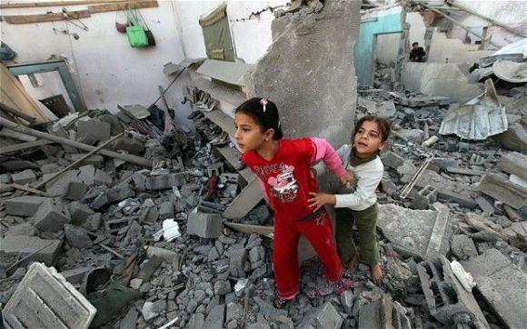 Gaza child