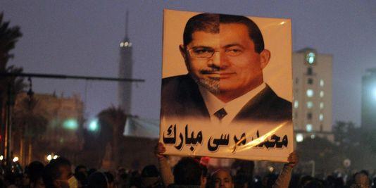 Mohamed Morsi Moubarak