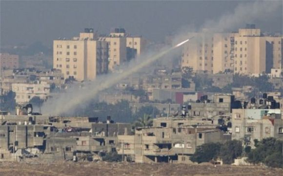 missile Tel Aviv