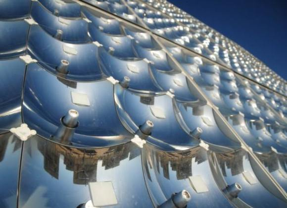 photovoltaique a concentration