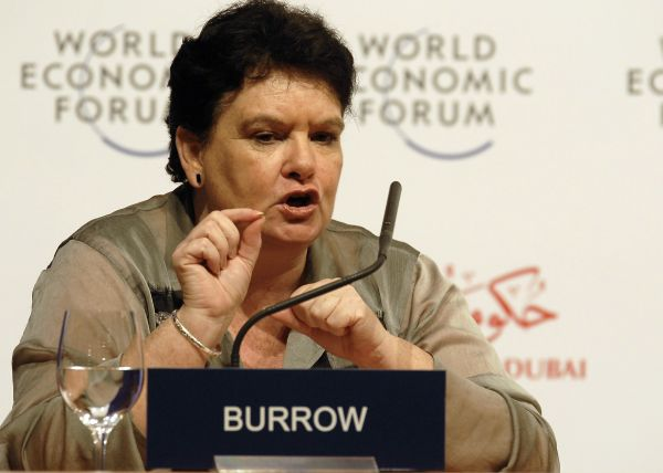 Sharan Burrow
