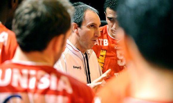 Alain Portes - Coach de l'équipe de Tunisie de Handball
