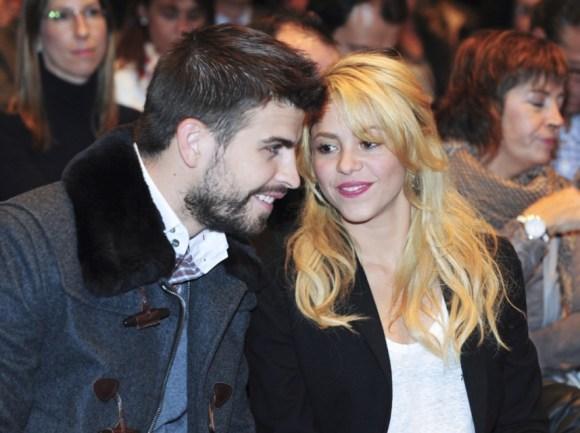 Gerard Piqué - Shakira