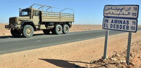 Prise d'otages à In Amenas (Algérie)