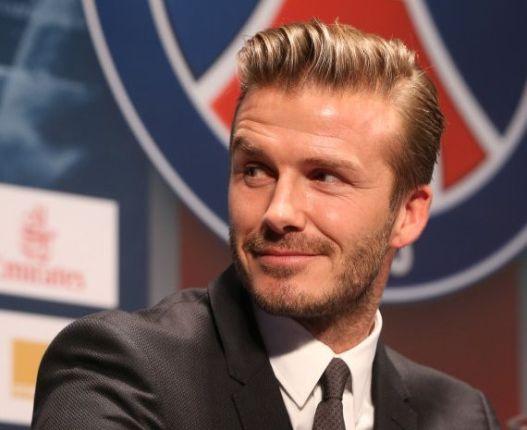 David Beckham - PSG