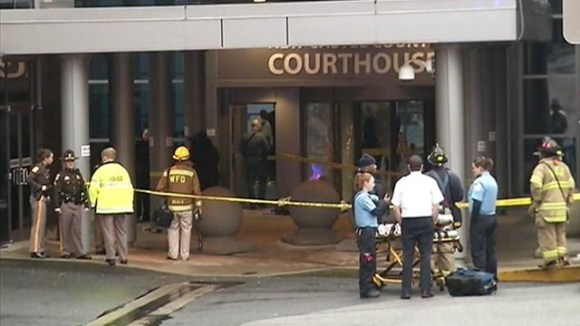 Delaware Courthouse Shooting