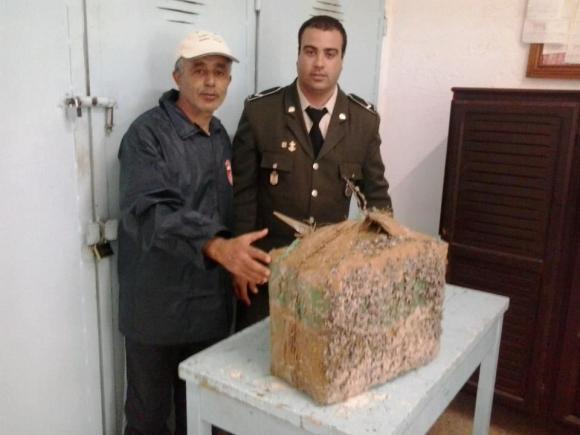 Kelibia: Un pêcheur retrouve une valise remplie de drogue