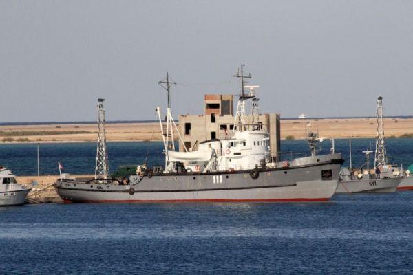 Marine égyptienne