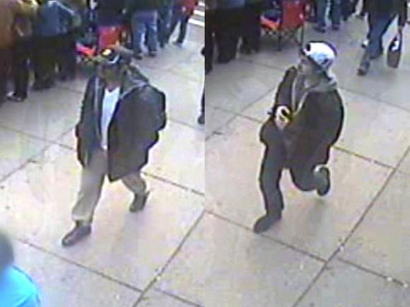 Attentat de Boston: Deux suspects identifiés