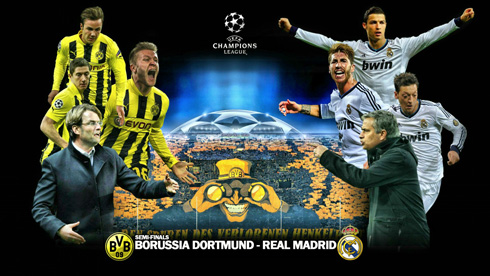 borussia dortmund vs real madrid 2013