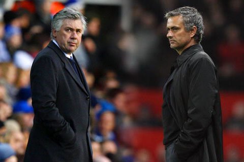 Mourinho quitte le Real Madrid, Ancelotti y entre !