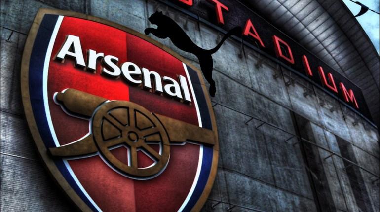 Le nouveau deal Arsenal – Puma