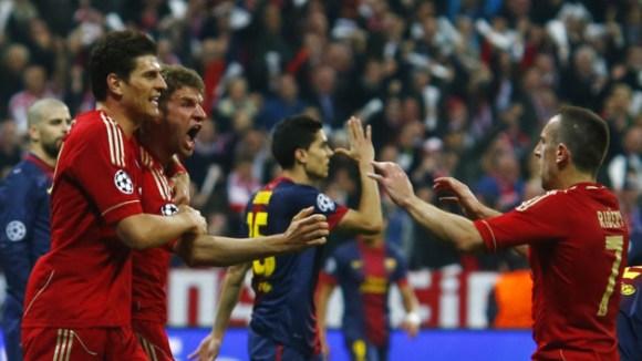 FC Barcelone - Bayern Munich