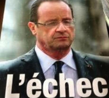 François Hollande - L'échec