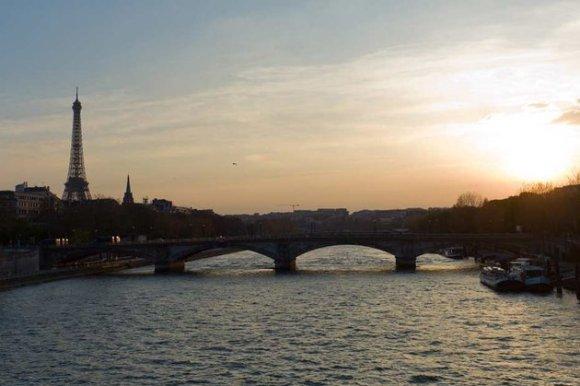 Paris : le niveau de la Seine inquiète