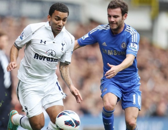 Aaron Lennon (Tottenham) - Juan Mata (Chelsea)