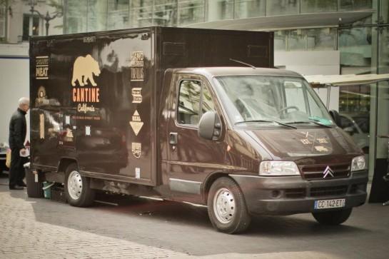 Camion California : Le Camion qui Fume ouvre sa boutique à la mi-juin