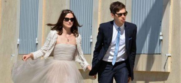 Mariage de Keira Knightley et James Righton