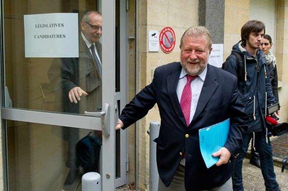 Kucheida exclu du PS en mai 2012 pour candidature dissidente aux législatives