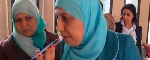 Yamina Zoghlami dénonce le retrait de la loi d'immunisation de la révolution (en vidéo)