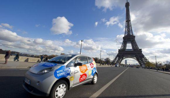 Autolib' à Paris