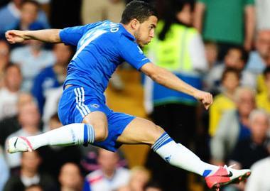 Chelsea : Hazard veut rattraper Messi