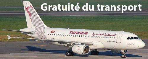 Gratuité du transport aérien pour les familles nécessiteuses résidentes à l'étranger