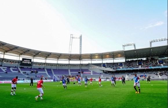 France - Ligue 1 : les stades se vident