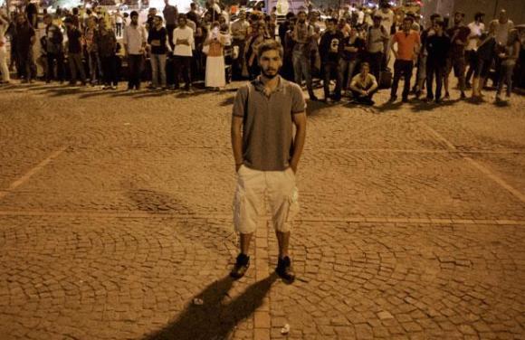 L'homme à l'arrêt - Turquie