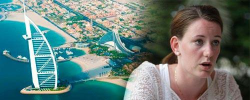 Une Norvégienne violée à Dubai est condamnée à 16 mois de prison