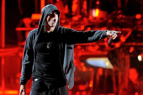 Le come Back d'Eminem en France.