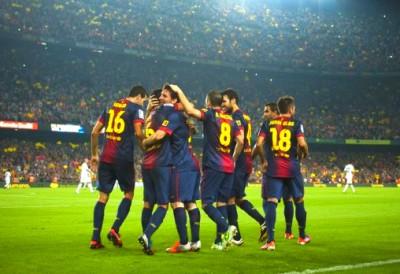 Barcelone Atletico Madrid Direct