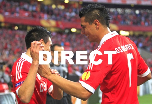 Benfica Gil Vicente en Direct Streaming Buts Replay