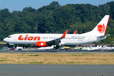 Boeing 737-900 de Lion Air