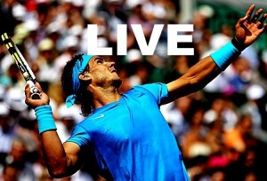 Match Nadal Isner Streaming Direct Live Video Replay Finale Cincinnati 2013