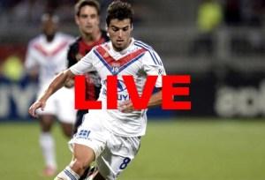 Match OL Real Sociedad Streaming Direct