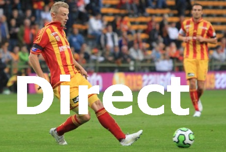 Match RC Lens DFCO Dijon en direct live streaming