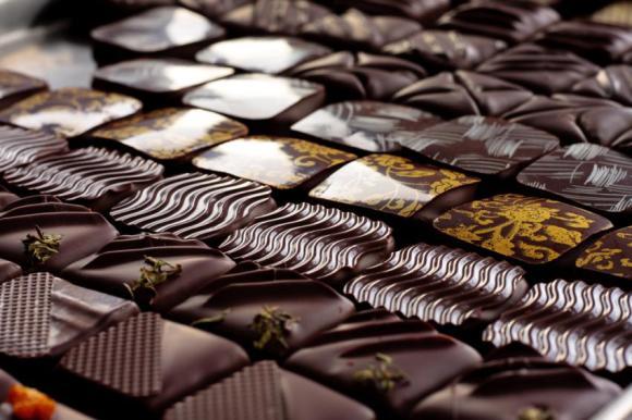 Le chocolat dans le monde