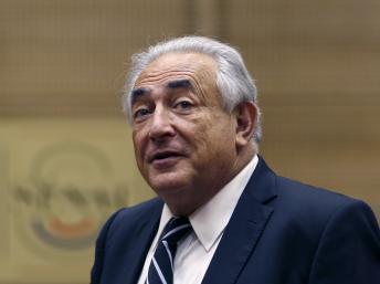 L'ancien directeur du FMI, Dominique Strauss-Kahn, le 26 juin 2013.